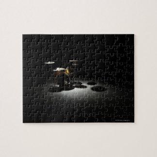 Drum Kit 2 Jigsaw Puzzle
