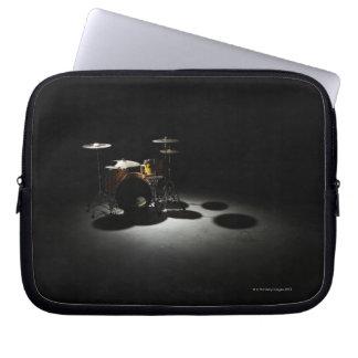 Drum Kit 2 Laptop Sleeve