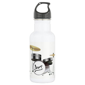 Drum Kit 532 Ml Water Bottle