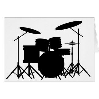 Drum Kit Card