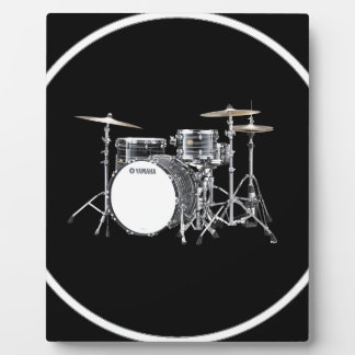 """Drum Kit"" design gifts and products Plaque"