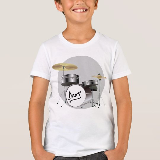 DRUM KIT DESIGN T-Shirt