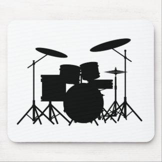 Drum Kit Mouse Mat