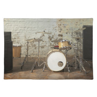 Drum Kit Placemat