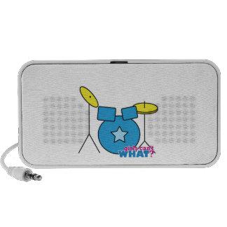 Drum Kit Portable Speakers