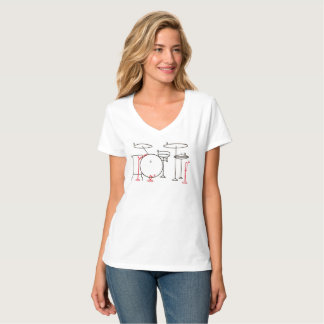 Drum kit T-Shirt