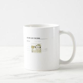 Drum Machine Coffee Mugs