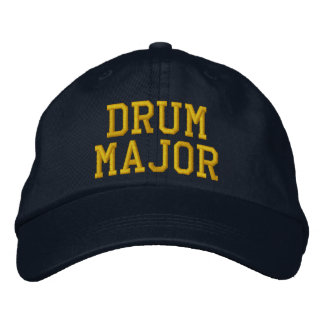 DRUM MAJOR BASEBALL CAP