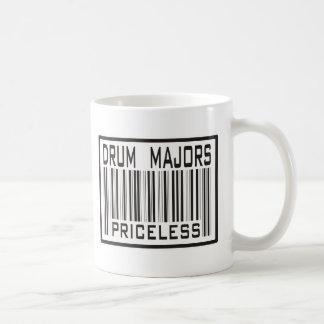 Drum Majors Priceless Coffee Mug