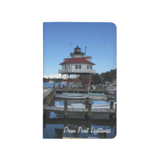 Drum Point Lighthouse Pocket Journal