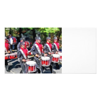 Drum Section Photo Card