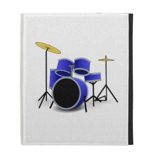 Drum Set iPad Cases