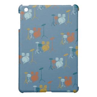 Drum Set iPad Case