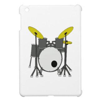 Drum Set iPad Mini Cases
