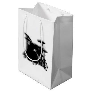 Drum Set Medium Gift Bag