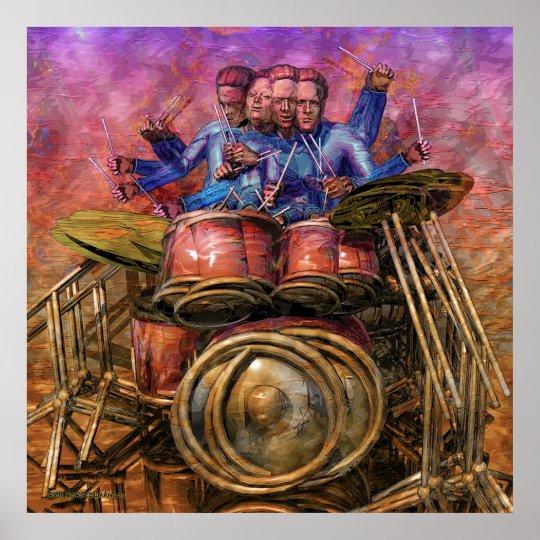 Drum Solo print