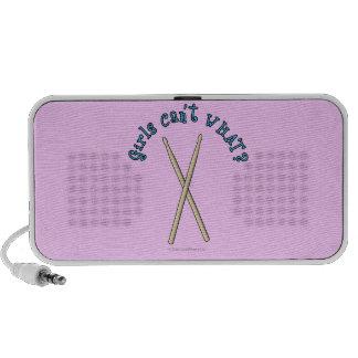 Drum Sticks iPod Speakers