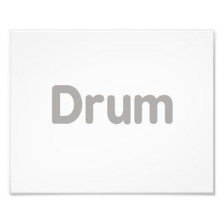 drum text grey music design photo