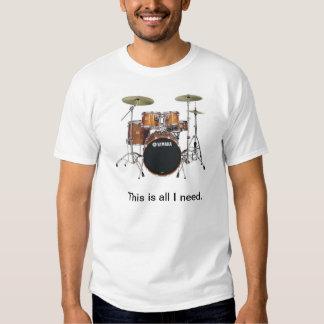 Drummer #1 tees