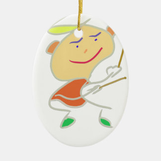 Drummer Boy Christmas Ornament
