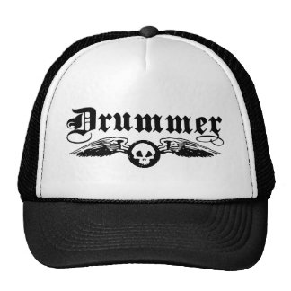 Drummer Cap