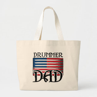 Drummer Dad Replacement Canvas Bags
