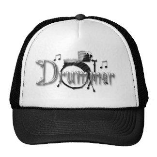 Drummer Drums Cap