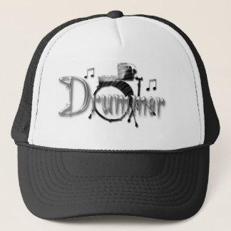 Drummer Drums Trucker Hat