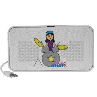 Drummer - Medium iPhone Speakers