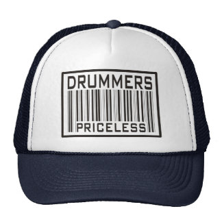 Drummer s Priceless Cap