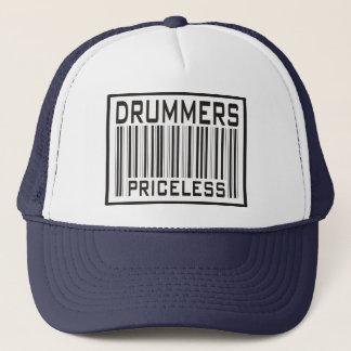 Drummer s Priceless Trucker Hat