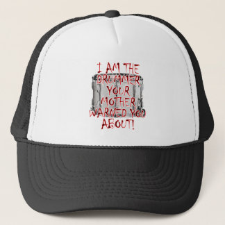 Drummer: Your Mother Warned You Trucker Hat