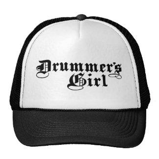 Drummer's Girl Cap