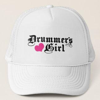 Drummer's Girl Trucker Hat