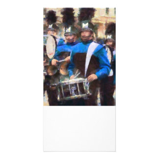 Drummers Personalized Photo Card