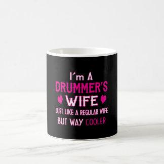 Drummer's Wife Coffee Mug