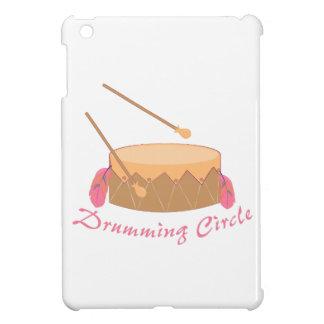 Drumming Circle iPad Mini Cases