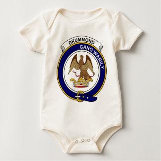Drummond Clan Badge Baby Bodysuit