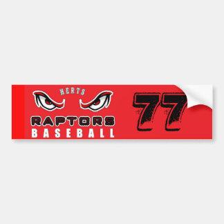 Drummond v3 bumper sticker