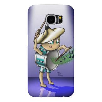 """Drumo"" Samsung Galaxy S6 Cases"