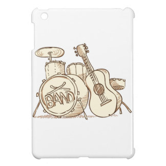 Drums and Guitar Case For The iPad Mini