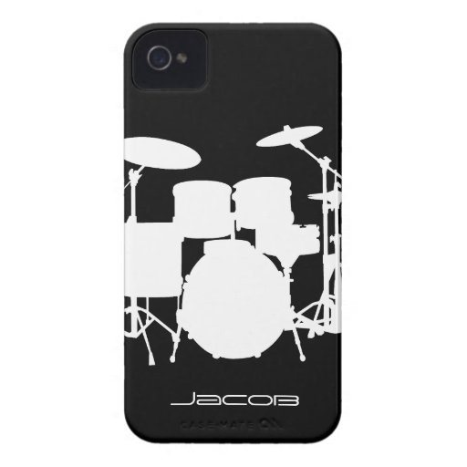 Drums iPhone 4 Cover