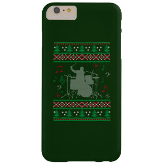 Drums Christmas Barely There iPhone 6 Plus Case