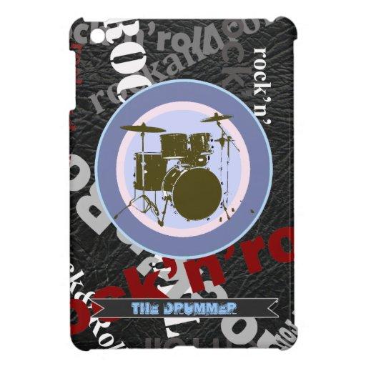 drums, drummer iPad mini case