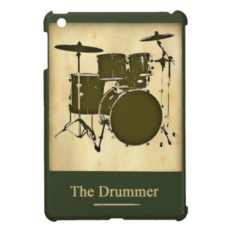 drums, drummer, music cover for the iPad mini