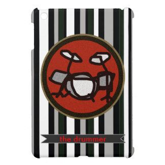 drums drumming gifts case for the iPad mini