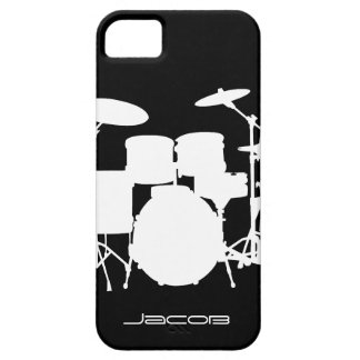 Drums iPhone 5 Cases
