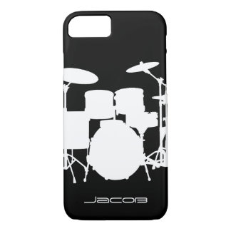 Drums iPhone 8/7 Case