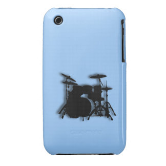 Drums Music Design iPhone 3 Case-Mate Case