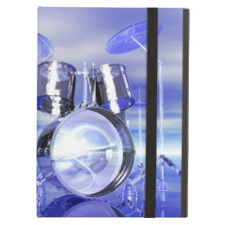 Drums On the Beach Monogram iPad Air Cover